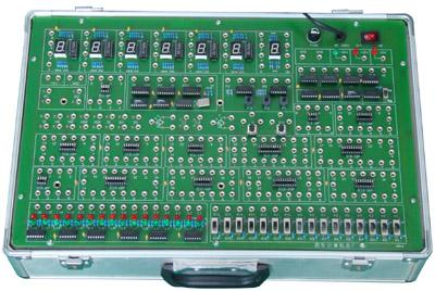 dice-3g型数字逻辑实验箱是一种普及型数字电路实验