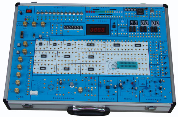 模拟电路实验系列 > dice-km3数字/模拟学习机