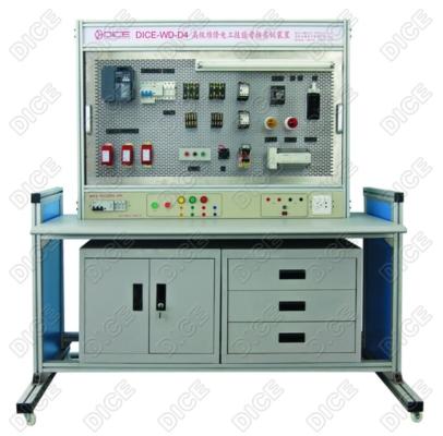 单按钮控制电动机启动和停止电路