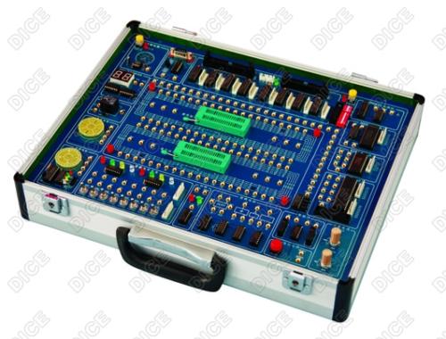 adc0809模/数转换器实验   8. dac0832数/模转换器实验 9.