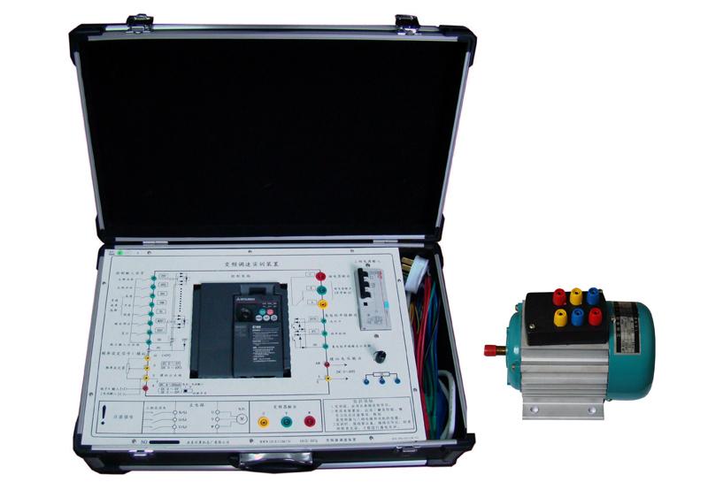基于plc数字量方式变频器控制电机正反转运行