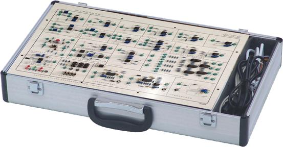 测控电路综合实验箱