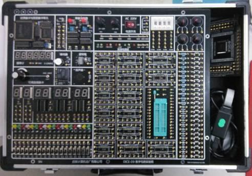 dice-d9数字电路实验箱