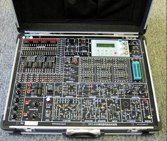 数字.模拟电路综合实验箱